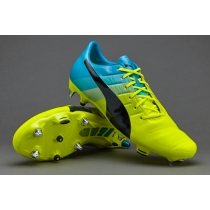 【足球帝】Puma evoPOWER 1.3 Mixed SG 彪马足球鞋10352501