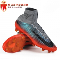 皇贝足球NIKE Mercurial SF5 CR7 FG刺客高端足球鞋男852511 001