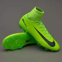 儿童足球鞋 Nike Mercurial Superfly V FG 耐克刺客【足球帝】
