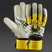Uhlsport Eliminator Supersoft Bionik 尤世宝守门员手套带护指