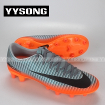 YYsong耐克Nike Mercurial CR7 刺客C罗人草男AG足球鞋852527-001