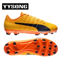 YYsong彪马Puma evoPOWER Vigor男子中端人草AG足球鞋103957-03