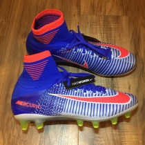 耐克 nike mercurial superfly ag 刺客11女款串9 足球鞋 831940