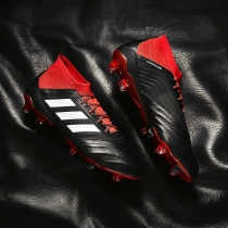 adidas Predator 18.1 Leather FG 阿迪达斯足球鞋 袋鼠皮 D96603