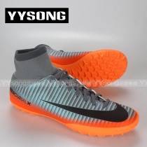 YYsong耐克Nike MercurialX TF刺客C罗碎钉TF足球鞋男903612-001