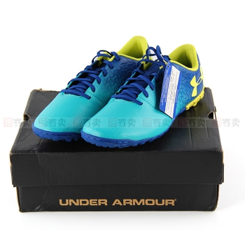 【偶寄卖 SS级 EUR40=JP250】 Under Armour Magnetico TF 安德玛碎钉足球鞋3000116-300
